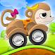 Animal Cars Kids Racing Game - Androidアプリ