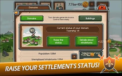 Knight Joust Idle Tycoon Mod Apk (Unlimited Money) 5