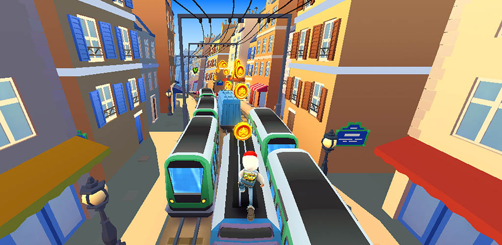 Subway Surfers  poster 7