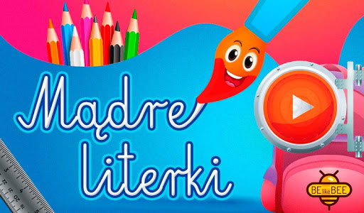 Mu0105dre Literki LITE - Nauka pisania liter alfabetu 1.0.21 screenshots 9