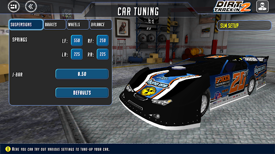 Dirt Trackin 2 Screenshot