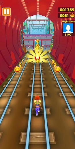 Subway 3D : Surf Run 1.0 Screenshots 5