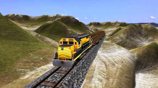 USA Train Simulator apkdebit screenshots 2