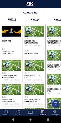 RMC Sport 7.1.9 Screenshots 7