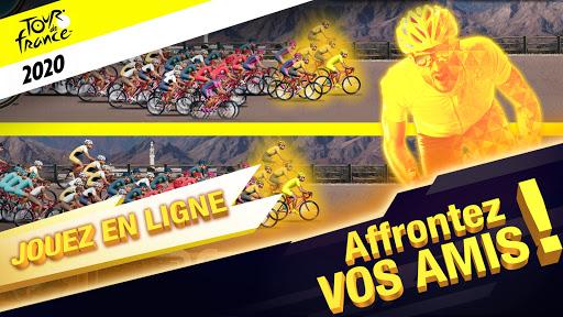 Tour de France 2020 - Le Jeu Officiel APK MOD (Astuce) screenshots 1