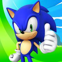 Sonic Dash - бег игра и соник гонки
