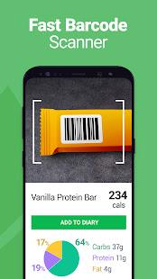 Calorie Counter - MyNetDiary, Food Diary Tracker 7.7.5 Screenshots 3