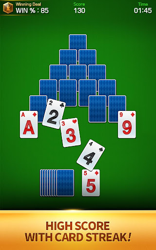 Solitaire TriPeaks : Solitaire Grand Royale android2mod screenshots 10