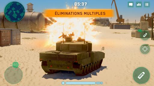 Code Triche War Machines: Jeu de tanks de guerre gratuit (Astuce) APK MOD screenshots 4