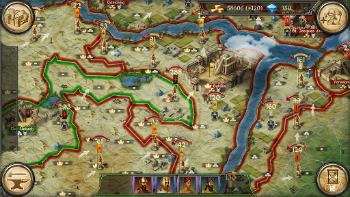 Strategy & Tactics: Medieval Civilization games 1.0.25 screenshots 7