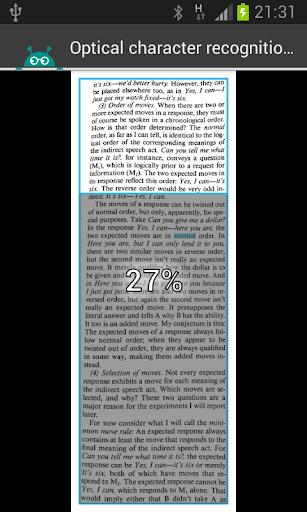 Text Fairy (OCR Text Scanner) 3.1.8 Screenshots 2