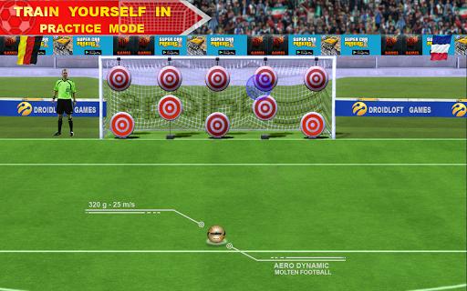 Soccer Football Strike Worldcup Champion League  screenshots 9