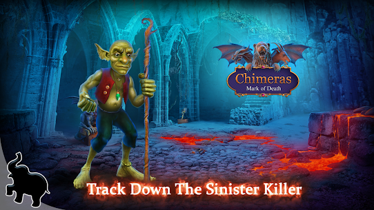 Chimeras: Mark of Death – Hidden Objects 3