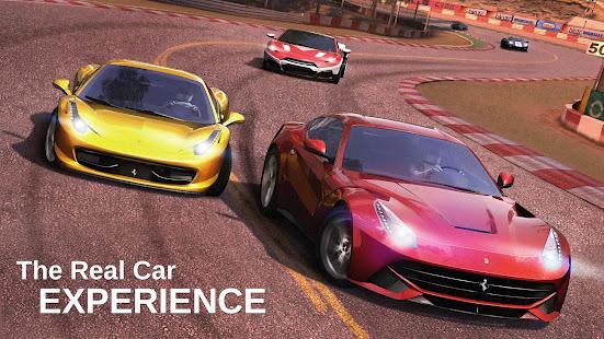 GT Racing 2 mod unlimited money