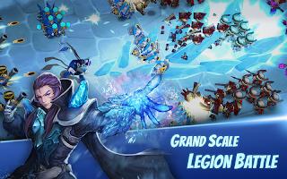 Legion Master : Idle RTS