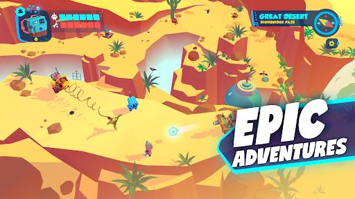 Botworld Adventure apkdebit screenshots 3