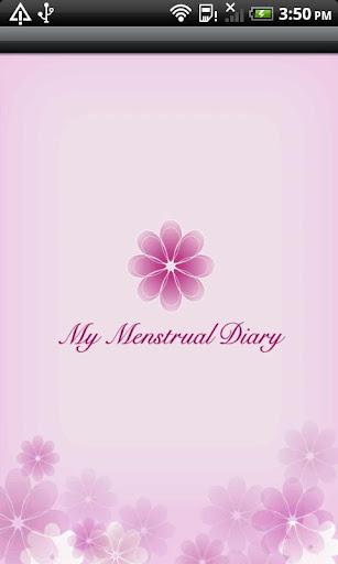 My Menstrual Diary 3.4.3 Screenshots 1