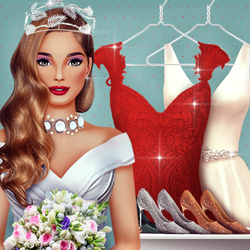 Super Wedding Stylist 2021 Dress Up & Makeup Salon