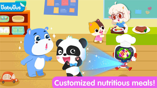 Baby Panda: Cooking Party  screenshots 11