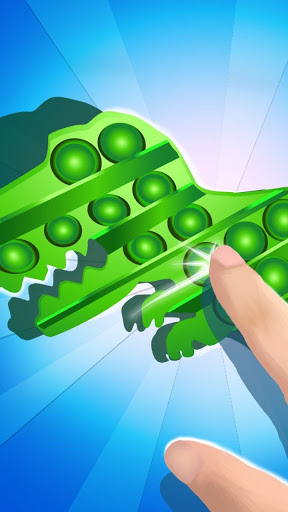 Pop it Fidget 3D Toys- Antistress calming game 1.1.0 screenshots 1