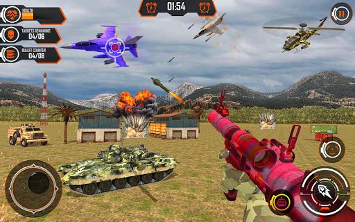 Army Bazooka Rocket Launcher: Shooting Games 2020 1.0.1 screenshots 2
