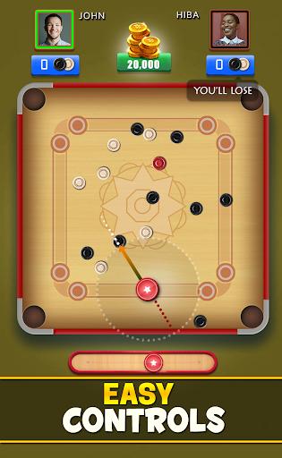 Carrom Club : A Disc Pool Carrom Board Multiplayer 10.4.1 screenshots 4