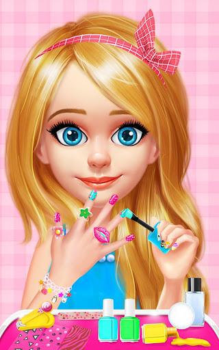 Nail Salon - Girls Nail Design 1.2 Screenshots 6