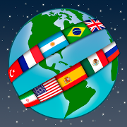 Countries, capitals and flags of the world