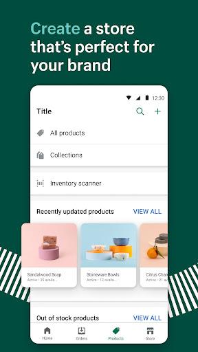 Shopify - Your Ecommerce Store apktram screenshots 3