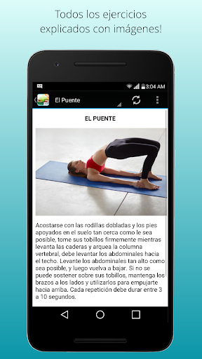 ejercicios para crecer screenshot 3