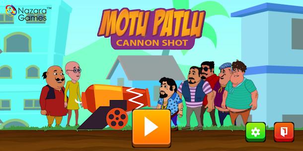 Motu Patlu Cannon Battle MOD Apk 1 (Unlocked) 1
