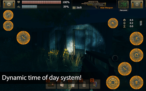 The Sun Origin: Post-apocalyptic action shooter 1.9.9 screenshots 22