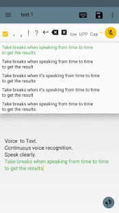 Voice to Text Text to Voice FULL