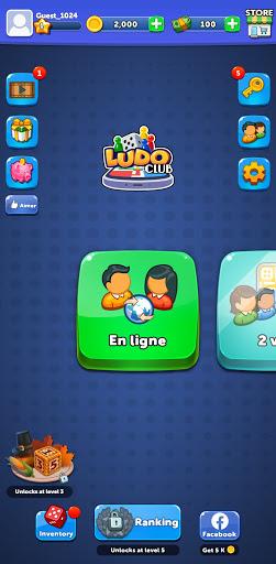 Télécharger Gratuit Ludo Club - Amusant jeu de dés  APK MOD (Astuce) screenshots 1