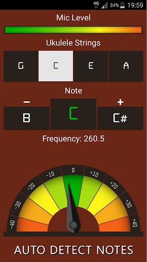 Ukulele Tuner Free 12.0 Screenshots 2