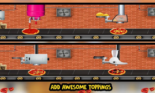 Pizza Factory Delivery: Food Baking Cooking Game  screenshots 2