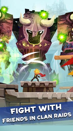 Tap Titans 2: Heroes Attack Titans. Clicker on! goodtube screenshots 2