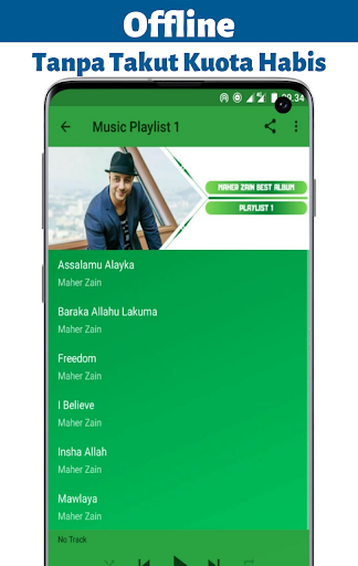 Maher Zain Full Offline  screenshots 3