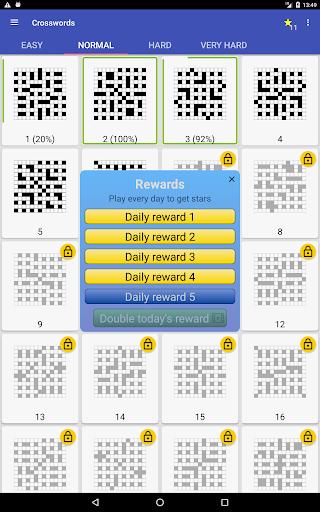 English Crossword puzzle 1.8.6 Screenshots 13