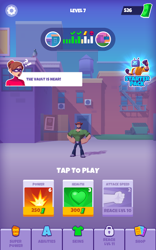 Invincible Hero 0.5.3 screenshots 12