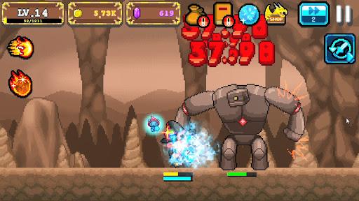 Tap Knight : Dragon's Attack 1.0.16 screenshots 6