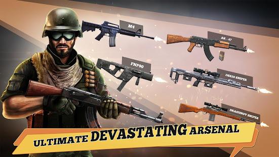 Yalghaar: Delta IGI Commando Adventure Mobile Game 3.5 Screenshots 4