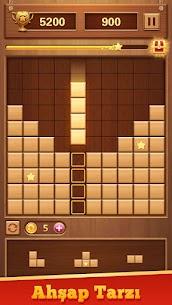 Wood Block Puzzle – Ücretsiz Klasik Zeka Oyunu Full Apk İndir 1