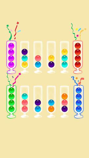 Ball Sort Color Puzzle  screenshots 9