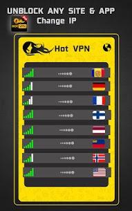 Hot VPN Pro APK (PAID) Download Latest Version 4