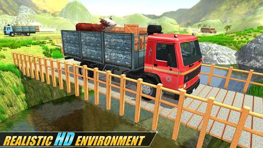 Indian Real Cargo Truck Driver -New Truck Games 21 1.57 screenshots 5