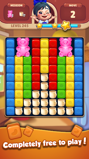 Hello Candy Blast : Puzzle & Relax  screenshots 5