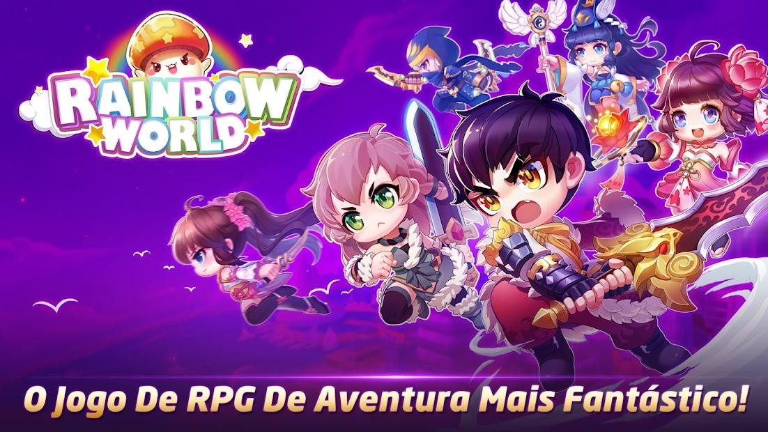 Rainbow World screenshot 14