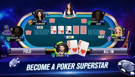 World Series of Poker WSOP Texas Holdem Poker  screenshots 1