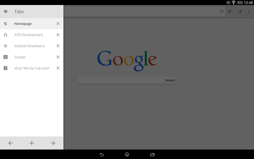 Lightning Browser - Web Browser 5.1.0 Screenshots 10